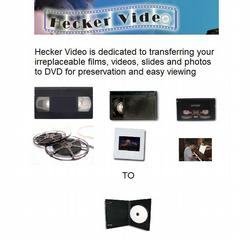 Hecker Video Transfer Svc - Homestead Business Directory