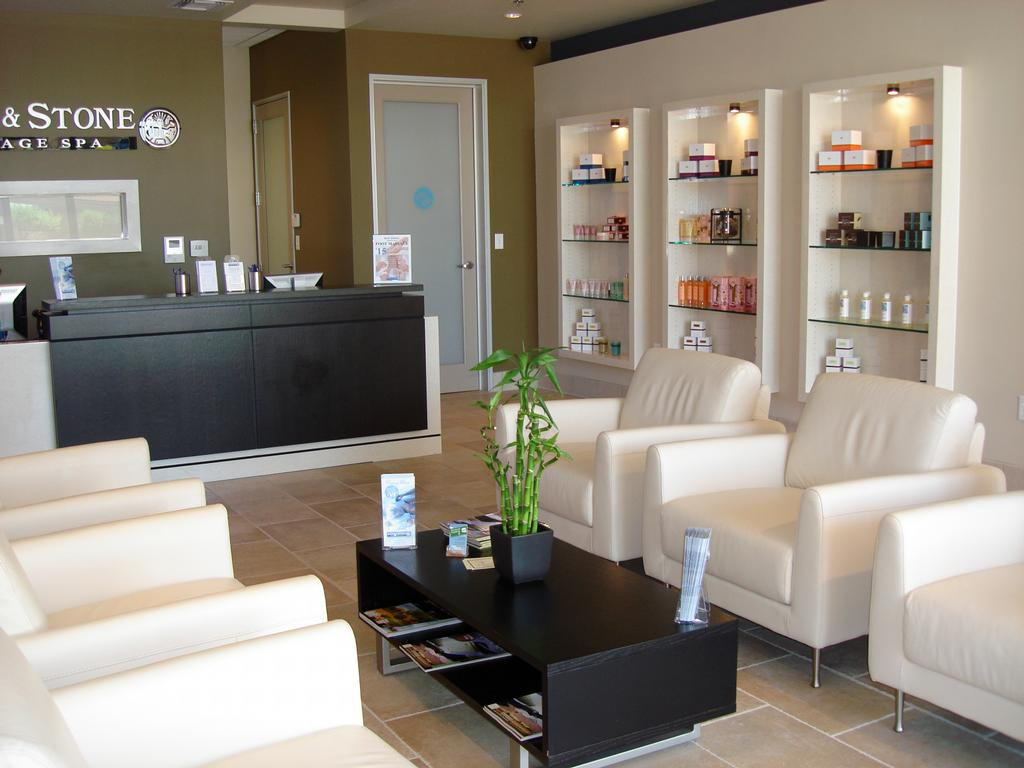 Scottsdale lobby from hand stone massage and facial spa for 2 blond salon fort lauderdale