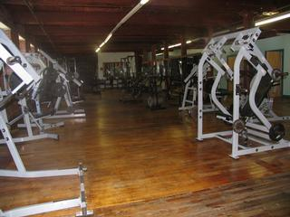 Run of the Mill Fitness Center - Franklin, NH