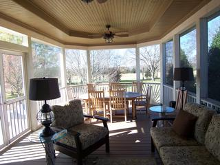 Screened Porches By Decks Unlimited Decks Unlimited In