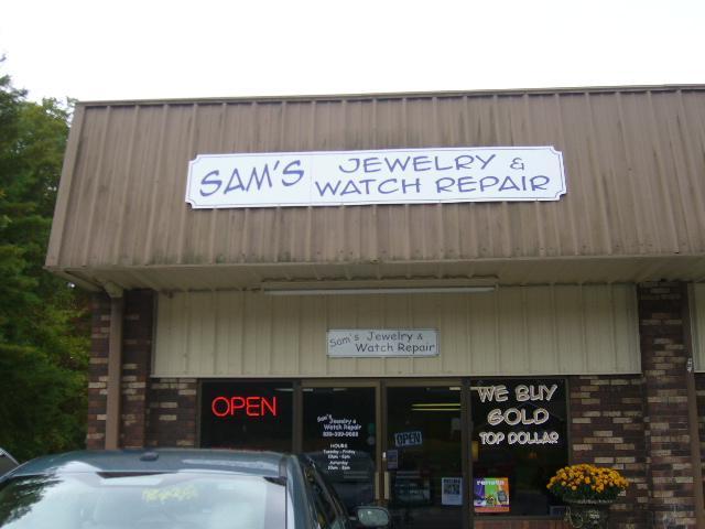 sams jewelry watch repair hayesville nc 28904 828 On sam s jewelry and watch repair