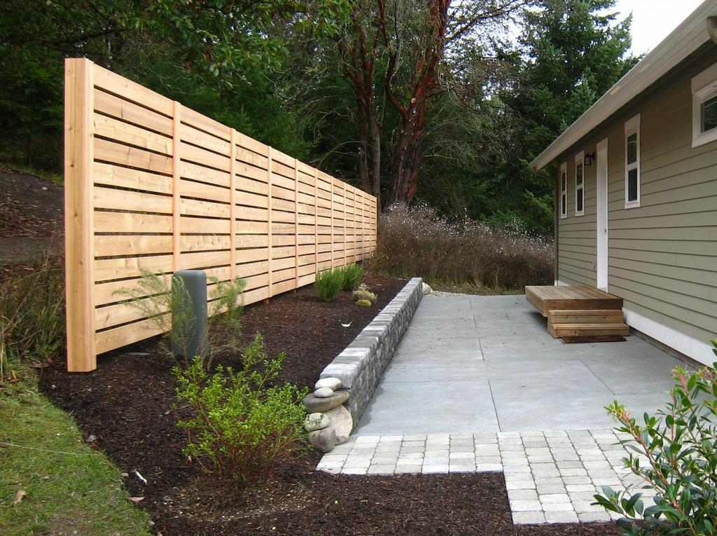 Fence and Deck by West Building Services