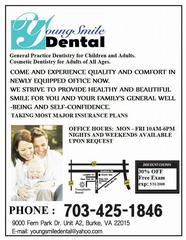 Youngsmile Dental - Burke, VA