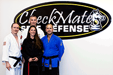 Checkmate Instructors by Checkmate Self Defense