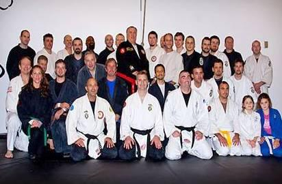 Group Picture by Checkmate Self Defense