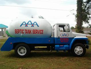 AAA Septic Tank Service - Brunswick, GA