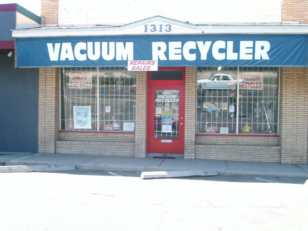 Vacuum Recycler And Small Appliance Albuquerque Nm 87110