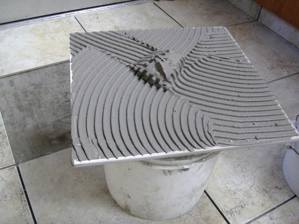 Mortar Tile