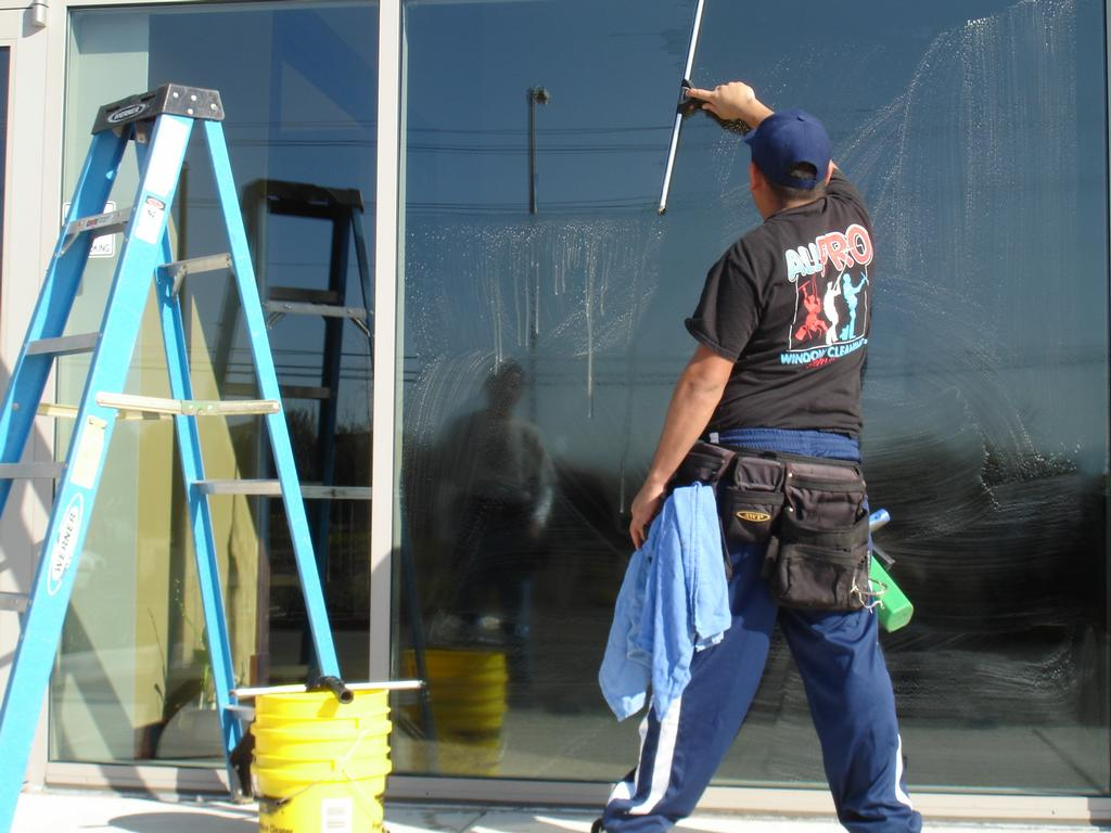 all pro window cleaning