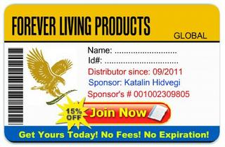 how to become a forever living products distributor