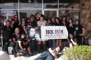Rock Star Hair Studio - Reno, NV