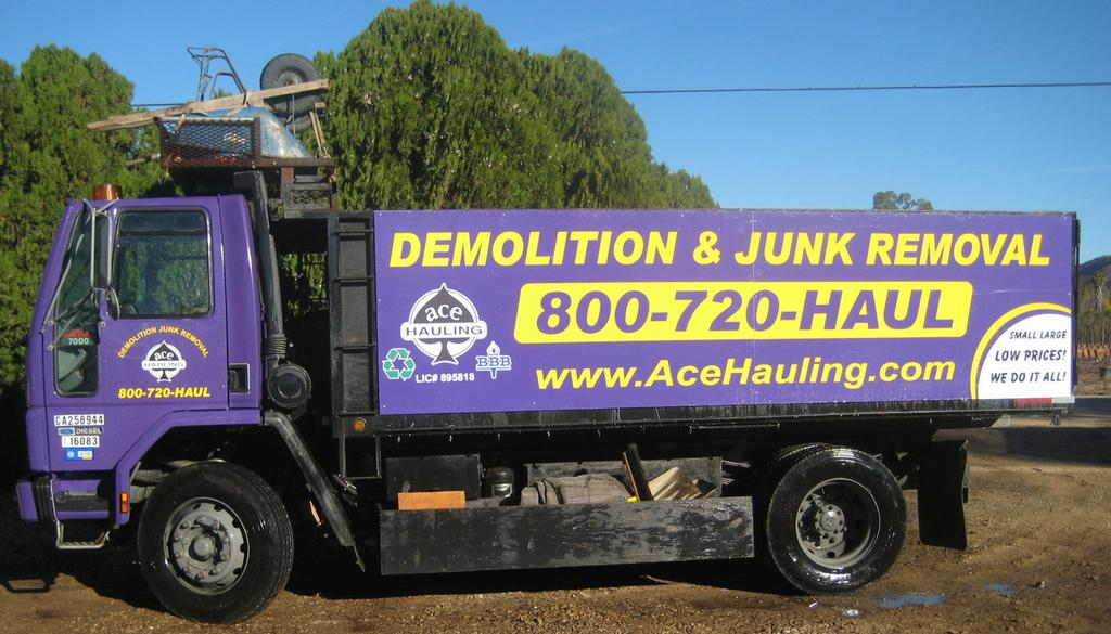 Salvage Yards Tampa >> Trash Truck Salvage   Autos Weblog