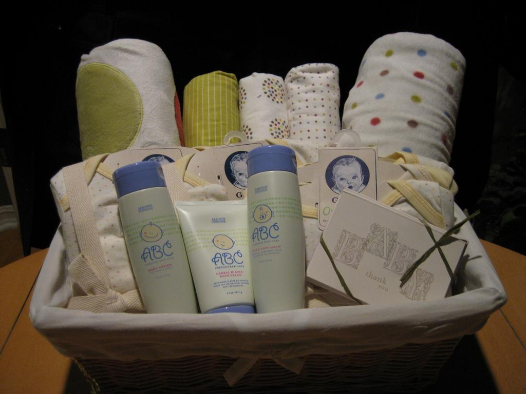 Baby Gift Basket Business : Pictures for jane gardner arbonne independent consultant
