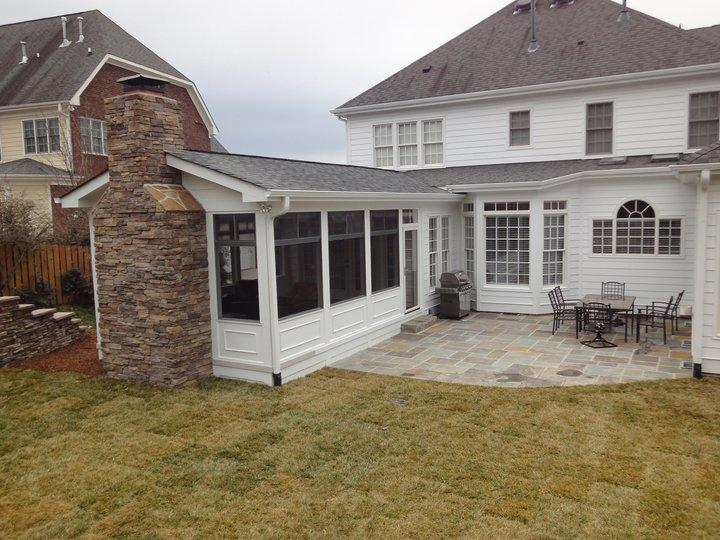 for Raleigh Sunrooms