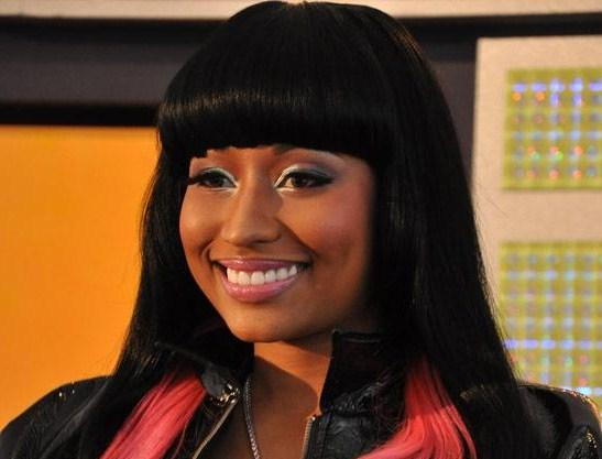 Celebrity Nicki Minaj Hairstyles 13