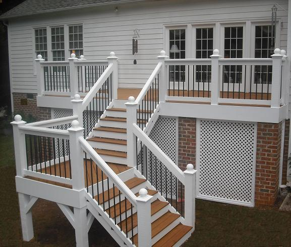 Raleigh Deck 2 From Raleigh And Cary Screen Porch Company