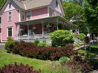 The Rose & Thistle Bed & Breakfast - Cooperstown, NY