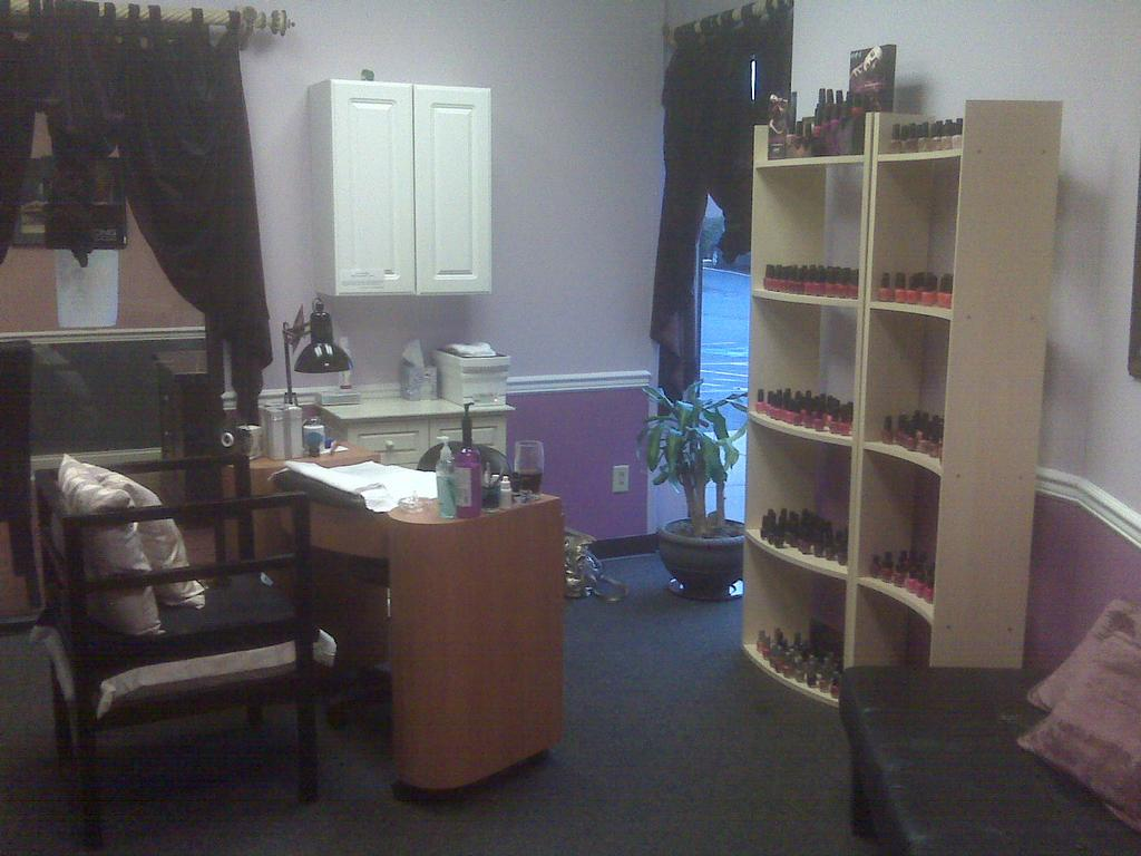 Nail salon at transitions from heather childs for 717 salon lancaster pa
