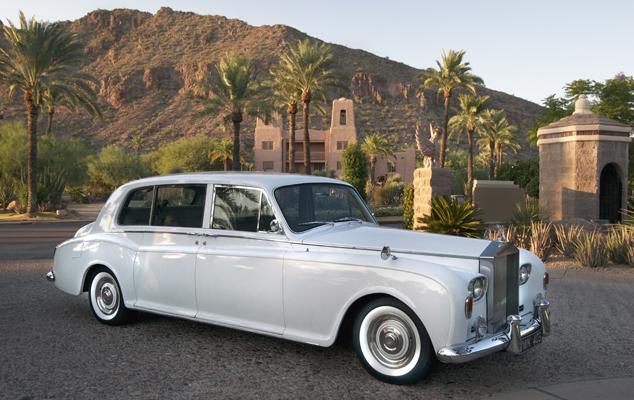 1965 Rolls Royce Phantom V From Windsor Coach In Phoenix Az 85050