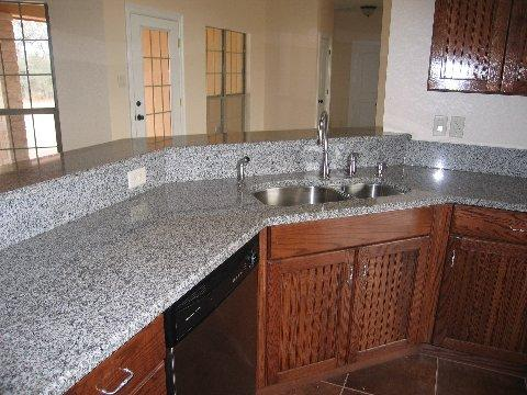 pearl custom kitchen luna granite china countertop grey countertops products