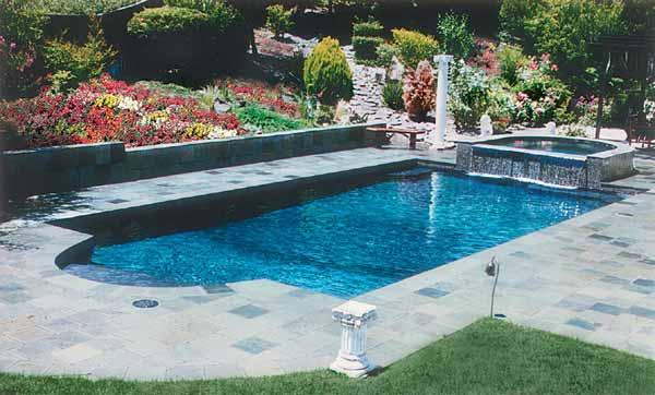 Raleigh swimming pool from frank bowman designs inc in for Pool design raleigh nc