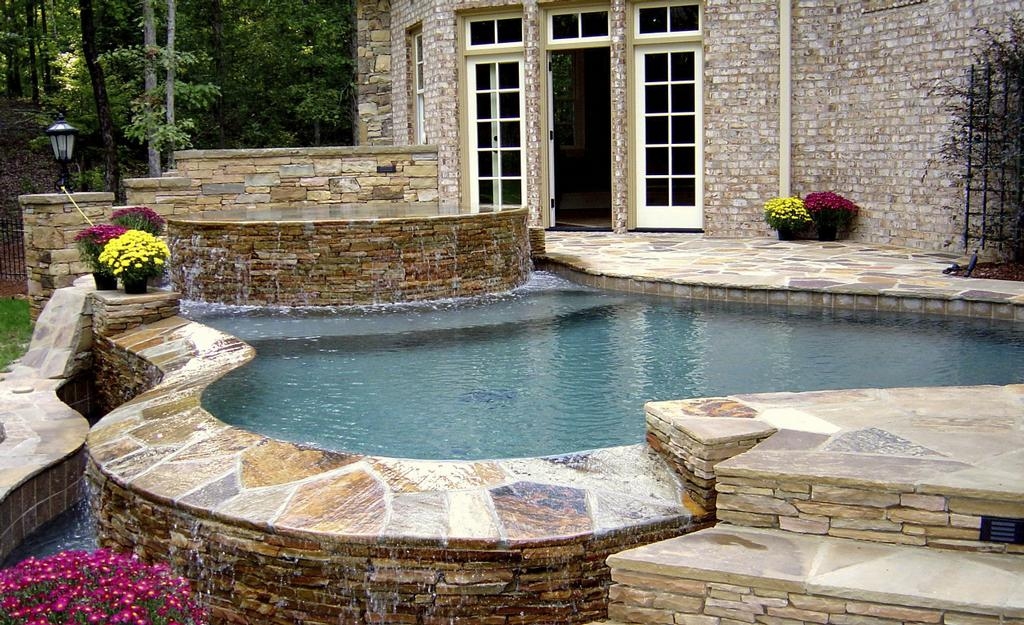 Pictures for frank bowman designs inc in raleigh nc 27614 for Pool design raleigh nc