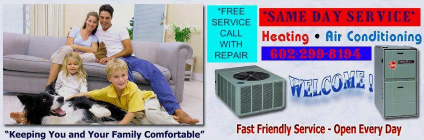 Pictures For AIR CONDITIONING REPAIR PHOENIX AZ In Phoenix AZ 85053