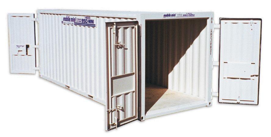 New York Portable Storage- Mobile Mini - Utica NY 13502   866-486-7907