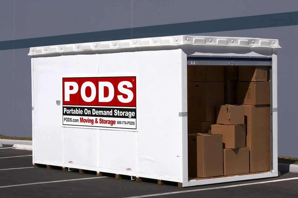 Pictures For Pods San Antonio Moving And Storage In San