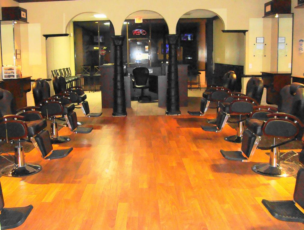 Cut-N-Edge Barber Shop, Tampa FL 33617