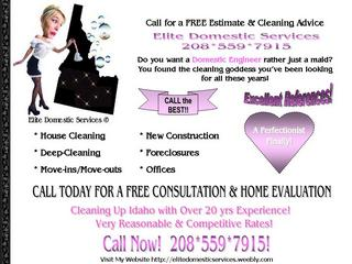 house cleaning ads - get domain pictures - getdomainvids.com