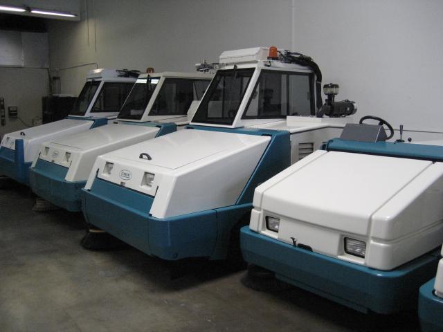 Sweepers floor scrubbers service rentals sales los for Concrete floor sweeper