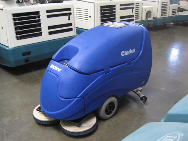 Sweepers Floor Scrubbers Service Rentals Sales Los Angeles - Warehouse floor scrubber rental