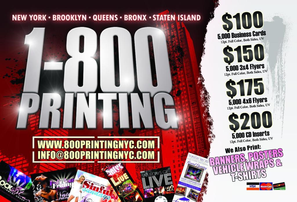 flyers printing brooklyn - Pinep.handshakeapp.co