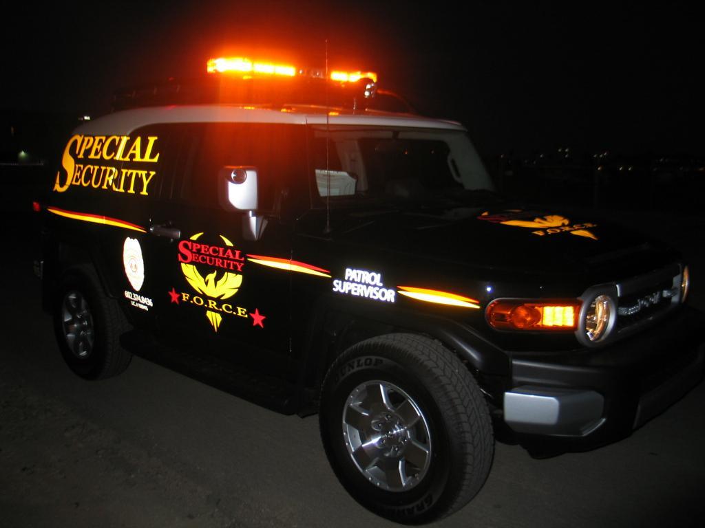 SPECIAL SECURITY FORCE Phoenix AZ 85021 602 374 8436