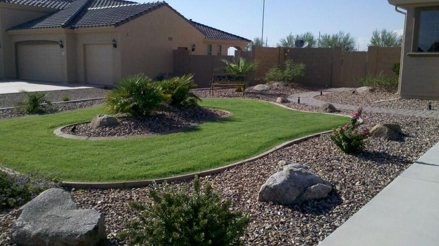 View the entire photo gallery for Arizona Living Landscape & Design