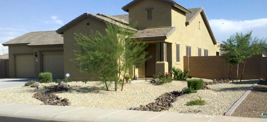Landscaping Ideas For Front Yard In Arizona : Front yard landscaping ideas in arizona pdf