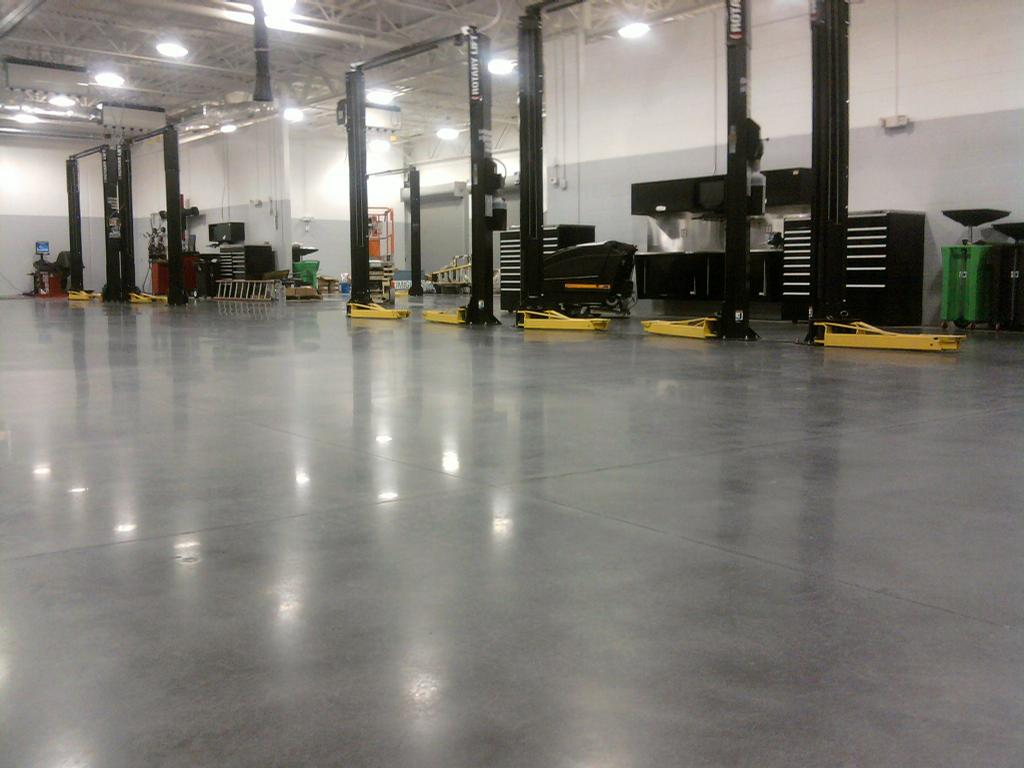 Comconcrete Flooring Miami : Concrete Polished Floor: Polished Concrete Floors Miami