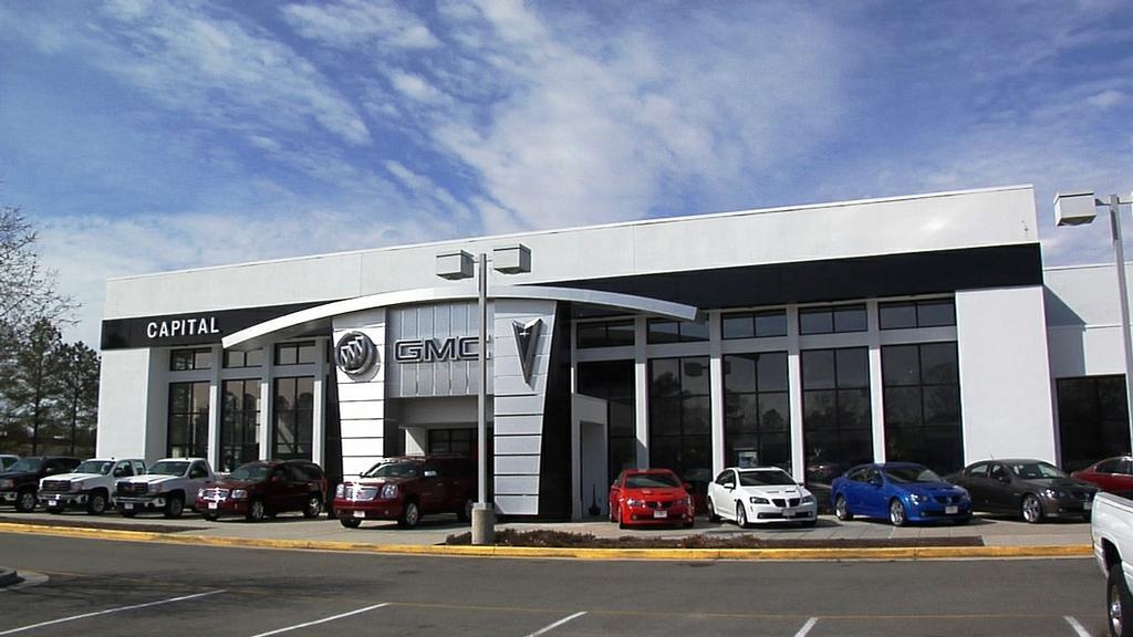 Capitol Buick Gmc >> Capital Buick Pontiac Gmc Richmond Va 23231 888 237 5721