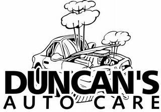 Duncans Car Repair