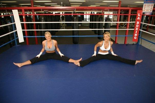 Fitness workout from LA Boxing San Diego in San Diego, CA 92129