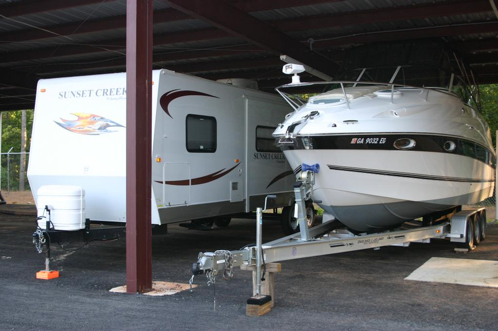 The Landing On Holiday Boat Rv Storage Buford Ga 30518