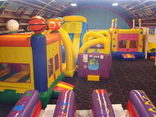 Pump'd Inflatable Fun Ctr - Homestead Business Directory
