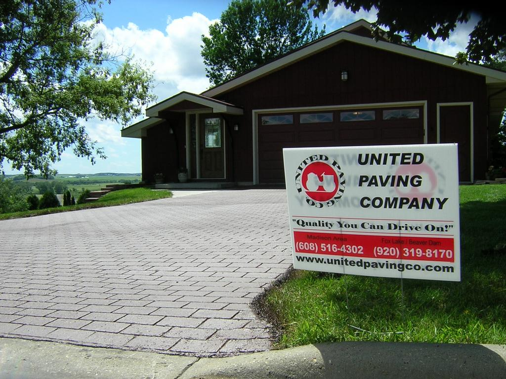 United Paving Company Inc De Forest Wi 53532 608 846