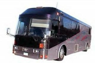 Pennsylvania motorhome coach bus rentals rebecca Silver eagle motor coach