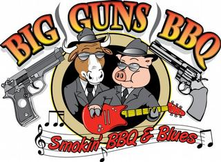 Big Guns BBQ formerly J Bs Barbecue - Thomasville, GA