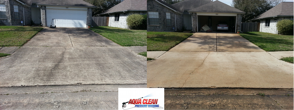 Before After Bishop Png From Aqua Clean Pressure Washing