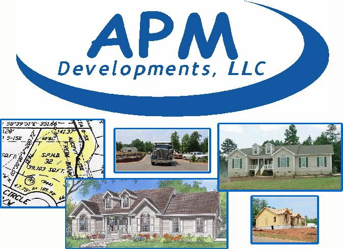 Apm Developments Llc Gainesville Ga 30507 770 540 0506