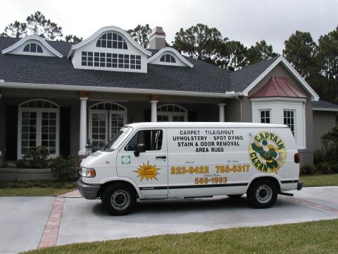 Captain Clean Vero Beach Fl 32965 772 569 1993