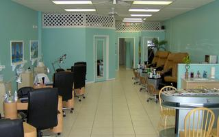Nail Spa Interior Design